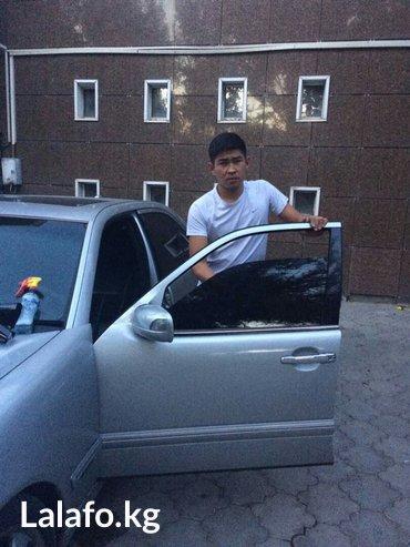 тонировка  в Бишкек