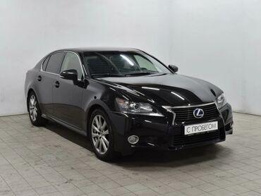 Lexus GS 3.5 л. 2012 | 148000 км