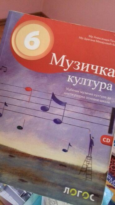 Udžbenik iz muzičke kulture za šesti razred osnovne škole, izdavač