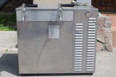 Охладитель для пива2-х канальный водяной проточный охладитель пива -