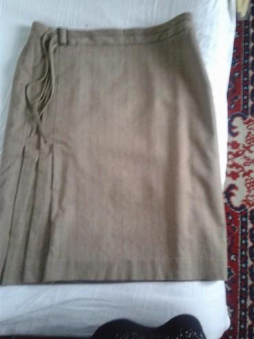 Личные вещи - Кировское: Осенняя юбка в хорошем состоянии