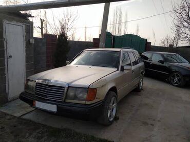 Mercedes-Benz E 200 2 л. 1990