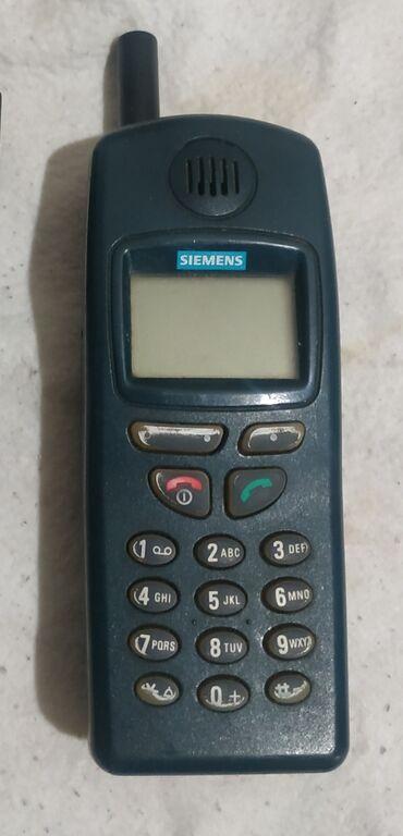 siemens a 35 в Кыргызстан: Продаю мобильный телефон Сименс c25. раритет, целый.работает