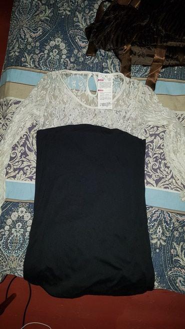 Платье новое размер М чуть запачканое от пыли в Бишкек
