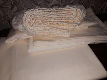 Простынь на резинки Принимаю заказы все размеры. в Bakı
