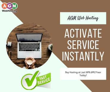 Cheapest Hosting in Nepal- AGM Web Hosting (Best Hosting