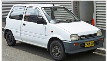 Daihatsu в Бишкек: Daihatsu Cuore 0.8 л. 1990