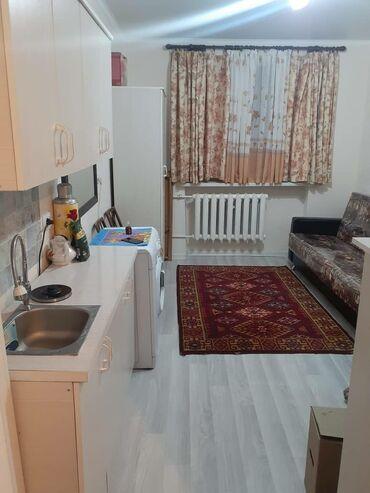 общежитие в бишкеке для студентов in Кыргызстан | ДРУГИЕ СПЕЦИАЛЬНОСТИ: Общежитие и гостиничного типа, 1 комната, 14 кв. м С мебелью, Евроремонт