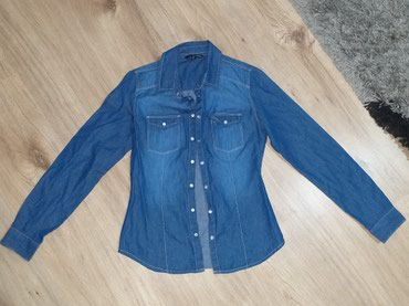 Tejli tanka teksas košulja vel s. kao nova - Krusevac