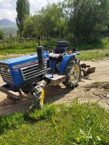Транспорт - Тамчы: Мини трактор iseki 16 сатылат 3500 $