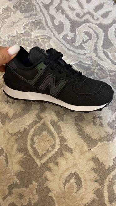 Личные вещи - Студенческое: Продаю кроссовки New Balance детские для девочки. Размер 29, новые