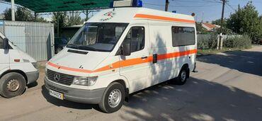платная скорая помощь в бишкеке в Кыргызстан: Mercedes benz 312tdi Мерседес бенц2.9 тди мотор простой ?м пробег