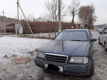 Ингалятор компрессорный - Кыргызстан: Mercedes-Benz C-Class 2.2 л. 1996 | 358378 км