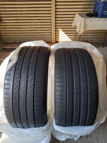 Продам пару привозных летних шин фирмы Continental размер 225/40/18