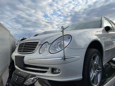 Авто запчасти на мерседес бенз, w211, универсал, мотор 272, объём двиг