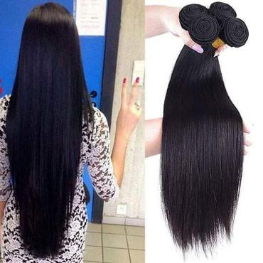 Prodajem prirodne Brazilski kose % vrhunski kvalitet kose kosa je na - Belgrade