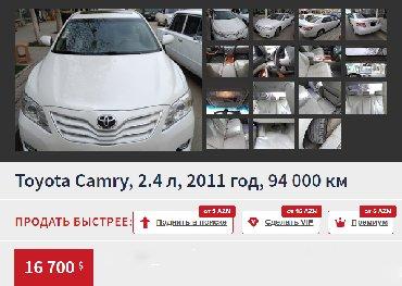 avto maşınlar - Azərbaycan: Toyota