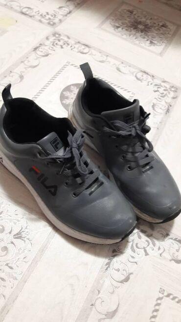 срочно продам дачу в Кыргызстан: Продам кросовки фила