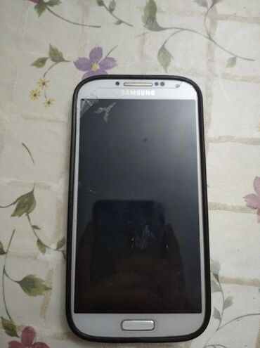 Б/у Samsung I9500 Galaxy S4 16 ГБ Белый