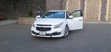 Chevrolet Azərbaycanda: Chevrolet Cruze 1.4 l. 2015 | 184 km