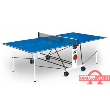 стол теннисный купить в Кыргызстан: Теннисный стол start line compact lx с сеткой характеристики: марка