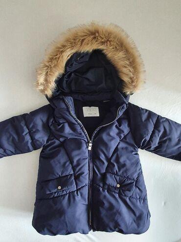 Dečije jakne i kaputi | Novi Sad: Zara jakna, unisex Velicina 110