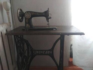 обувная швейная машинка бу купить в Кыргызстан: Zinger швейная машинка