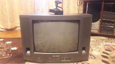акустические системы sharp колонка в виде собак в Кыргызстан: Продаю телевизор SHARP, в идеальном состоянии не пользоволись.Цена-