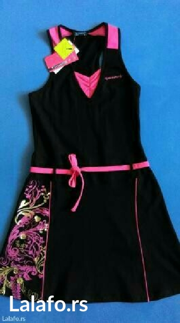 Sportska haljina vel. L novo sa etiketom. Turska proizvodnja - Crvenka