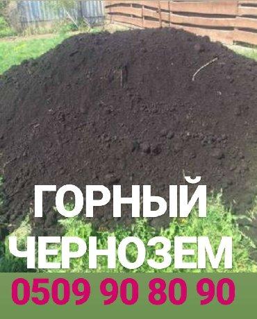 Чернозем чернозём черноземчернозем горная плодородная землядля газона