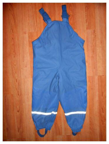 Pantalone ski obim - Srbija: Ski pantalone plave vel. 2-4 dimenzije su sledece duzina od pocetka tr