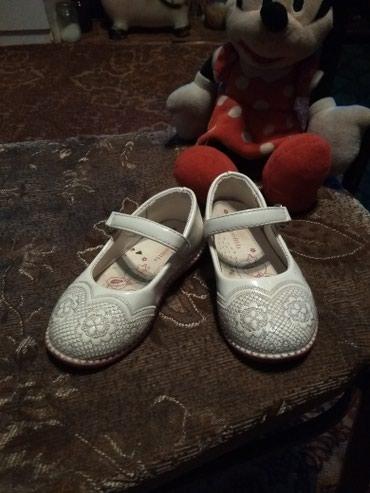 Детская обувь в Беловодское: Продаю детские туфельки новые 1 раз одеты