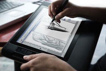 планшет meizu в Кыргызстан: Продаю граф.планшет Wacom Cintiq12wx идеальное состояние . Полная комп