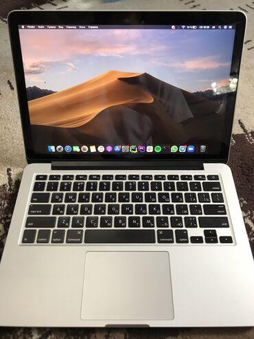 Компьютеры, ноутбуки и планшеты - Бишкек: Продаю MacBook Pro 13 inch 2013 годаПроцессор Intel core i5Оперативная
