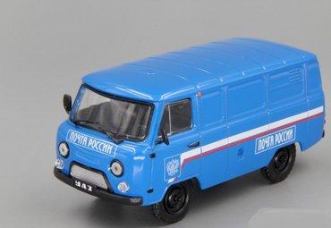 продаю авто на службе коллекционные в маштабе 1:43 с журналами от deag в Бишкек
