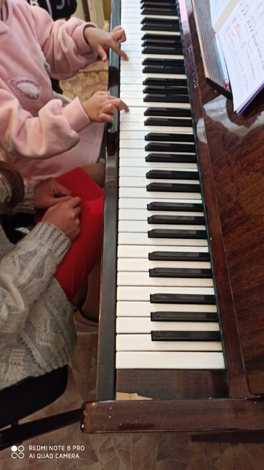 пианино даром в Кыргызстан: Приму в дар пианино