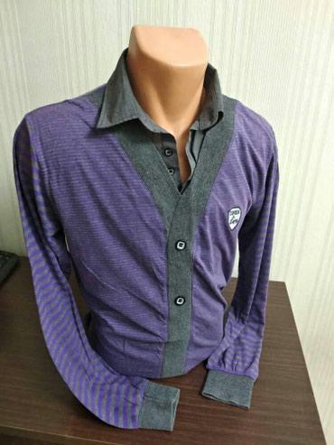 Мужская рубашка! Размер 48-50 Состояние новое!   в Бишкек
