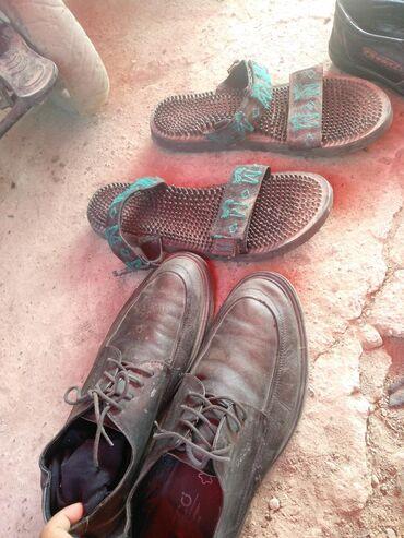 Муж.туфли. состояния пачти новый размер.43