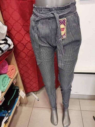 Zenske pantalo - Srbija: Lagane zenske pantalone sa elastinom u vel XXL. 3XL