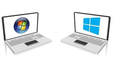 Instalacija Windowsa na laptop i desktop računare - Novi Sad