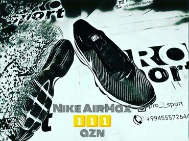 Bakı şəhərində Nike Air Max Yeni original 41 olchu