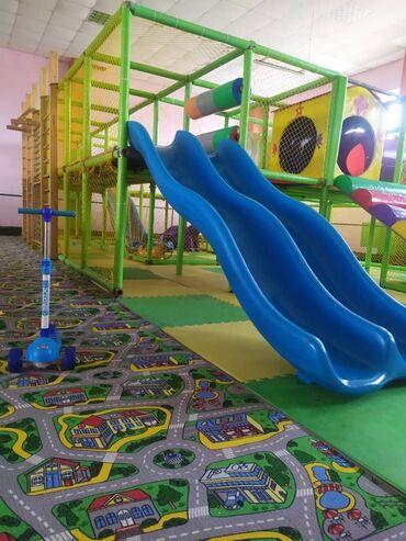 Детский мир - Балыкчы: Продаётся действующий бизнес. детский развлекательный комплекс. адрес