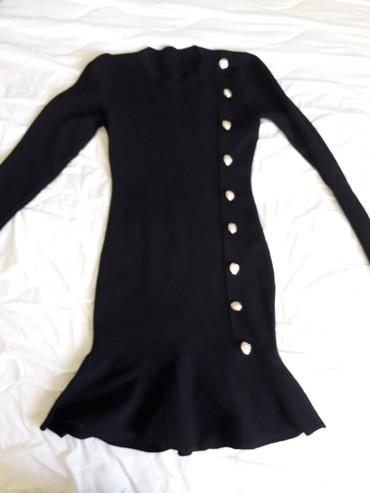 Dugmad za manzetne - Srbija: Nova!!! haljina univerzalna velicina, rastegljiva. Jednom obucena