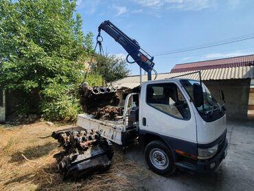 транспортные услуги крана манипулятора в Кыргызстан: Манипулятор | Стрела 3 м. 1200 т | Борт 3 кг