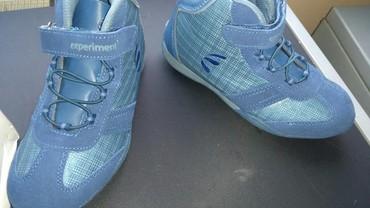 Dečije Cipele i Čizme | Vrbas: Patike experiment broj 34 unut.gaziste 21.6 cm kupljene u Trefu nove n