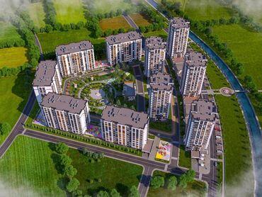 жк восток сити бишкек в Кыргызстан: Продается квартира: 2 комнаты, 80 кв. м
