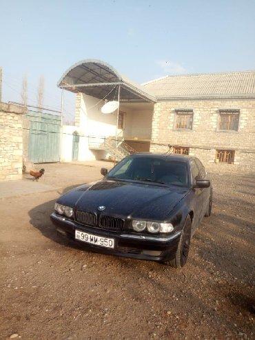 bmw 524 - Azərbaycan: BMW 740 2000