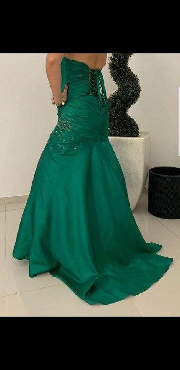 Duga, svečana, balska haljina - Surdulica