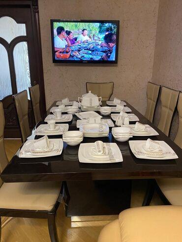 12neferlik 3cur boşqabla Yemek cay ve kofe destile Karaca