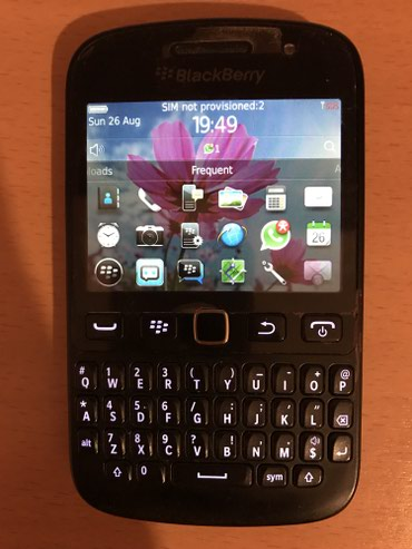BlackBerry 9720 - Belgrade